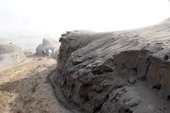 холодная лава Стоковые Изображения