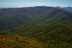 Холодная гора Стоковое фото RF