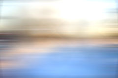 Холодная голубая нерезкость предпосылки Стоковые Фото