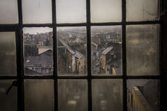 Холодная деревня Стоковое фото RF