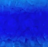 холодная предпосылка куба льда Стоковое Изображение