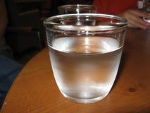 Холодная чистая вода Стоковое Фото
