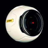 Холодное веб-камера Стоковая Фотография RF