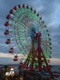 Холодное колесо Стоковые Фотографии RF