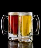 Холодное пиво стоковая фотография rf