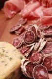холодные мяс Стоковое Фото