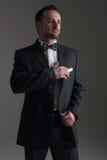 Холодный гангстер Стоковая Фотография RF