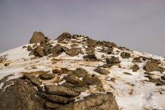Холодный камень стоковая фотография rf