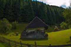 Холодный дом Стоковое фото RF