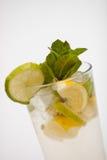 холодный свежий лимонад Стоковое фото RF