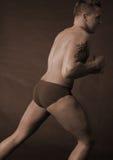 ход человека Стоковое Изображение RF