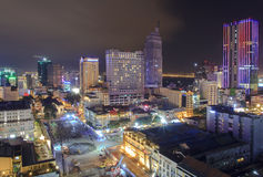 Хо Ши Мин Вьетнам стоковая фотография rf