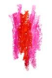 Ходы губной помады Стоковое Изображение RF