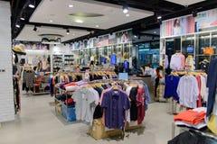 Ходя по магазинам магазин в Шэньчжэне Стоковая Фотография