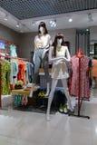 Ходя по магазинам магазин в Шэньчжэне Стоковая Фотография RF