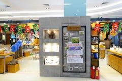 Ходя по магазинам магазин в Шэньчжэне Стоковое Фото