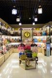 Ходя по магазинам магазин Стоковые Фотографии RF