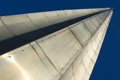 храбрейший памятник к войне Стоковое Изображение RF