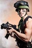 храбрейший человек Стоковые Фотографии RF