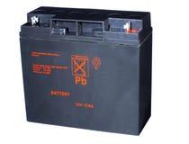 хранение батареи Стоковое Изображение