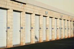 хранение дверей Стоковые Фотографии RF