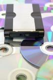 хранение диска трудное Стоковые Фото