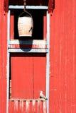 хранение дома старое Стоковые Изображения RF