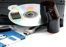 хранение информации Стоковое Фото