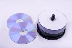 Хранение диска Стоковые Изображения