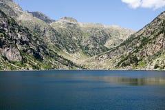 хранение испанского языка pyrenees озера Стоковые Изображения