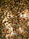 храньте древесина Стоковые Фотографии RF