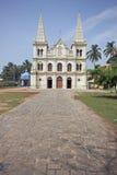 христианка Индия собора стоковое фото