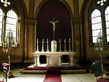 христианка молельни стоковая фотография