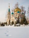 христианка собора стоковая фотография rf