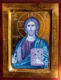 христианская икона правоверная стоковые фотографии rf