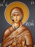 христианская икона Стоковые Фото