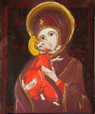 христианская икона стоковая фотография rf