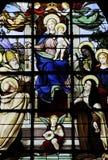 Христианская картина стоковые изображения rf