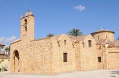 Христианская православная церков церковь, Кипр Стоковое Изображение RF