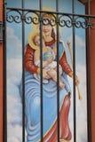 христианская старая картина Стоковые Изображения RF