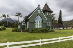 Христианская церковь в Гаваи Стоковая Фотография RF