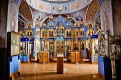 христианская церковь правоверная Стоковая Фотография