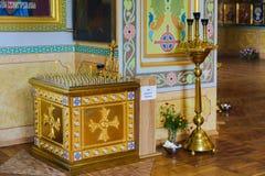Христианская церковь - христианская религиозная община Стоковое Изображение RF