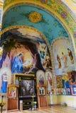 Христианская церковь - христианская религиозная община Стоковые Фото