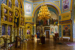 Христианская церковь - христианская религиозная община Стоковая Фотография RF