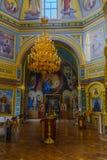Христианская церковь - христианская религиозная община Стоковое Изображение