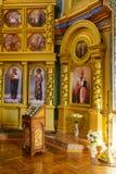 Христианская церковь - христианская религиозная община Стоковые Фотографии RF