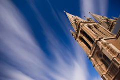 христианская церковь Стоковая Фотография RF