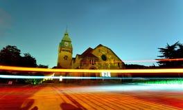 Христианская церковь стоковая фотография