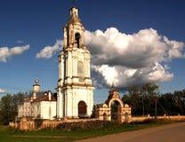 Христианская церковь XVIII века Стоковые Фото